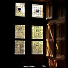 Window Art Work from the past. by Reneefroggy