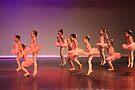 Tomorrow's Ballerinas  by Alfredo Estrella