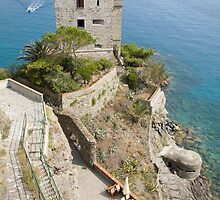 Monterosso al Mar by Ian Middleton