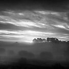 Daybreak at Rudyard by Aggpup