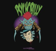 Psychobilly Demon by Psychoskin
