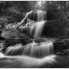 Shawnee Falls (version III) Oct 2011 by Aaron Campbell