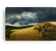 Thunder Rising  Canvas Print