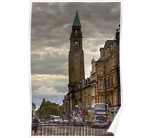 Shandwick Place Poster