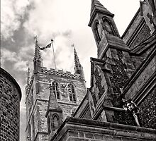 Southwark Cathedral by Kim Andelkovic