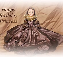 Happy Birthday Princess by DebbieCHayes
