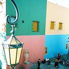 La Boca Crooner - Buenos Aires, Argentina by joegardner