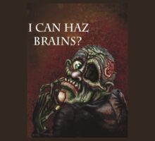 I can haz brains? by ChaostheRed