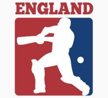 cricket player batsman batting England by patrimonio