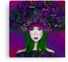 Enchantress Canvas Print