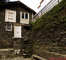 SCOTISH HOUSE,DHARAMSHALA INDIA. by pankajdogra