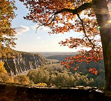 Letchworth State Park  by Keith Walters