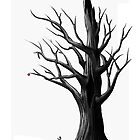 Lonely Tree by DaMILKM4N