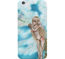 Let me go too? iPhone Case/Skin
