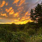 Epic Sunset by Sergey Kalashnik