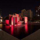 HartFord Fountains by Sergey Kalashnik