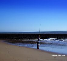 FISHING MEDITATION by Charmiene Maxwell-batten