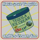 Tequila Ice Cream by Blackwing