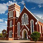 St Laurence O'Toole Catholic Church by Anna Ryan