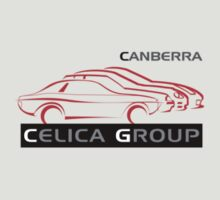 Canberra Celica Club - Light pocket design by PetroniusArbit
