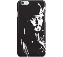 Captain Jack Sparrow iPhone Case iPhone Case/Skin