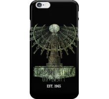 Empire State University iPhone Case/Skin