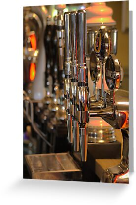 Taps for the Drinking Man by Larry Lingard-Davis