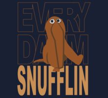 Every Day I'm Snufflin' Kids Clothes