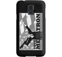 Vote Megatron! alt i-phone for left handed users Samsung Galaxy Case/Skin
