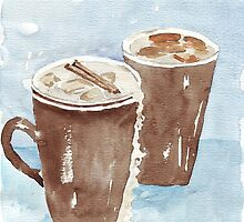 Coffee with a conscience by Maree  Clarkson