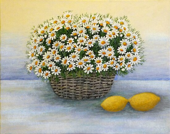 Daisy Dimensional by Lynne Kells (earthangel)