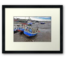 Fishing Fleet - Paddy's Hole Framed Print