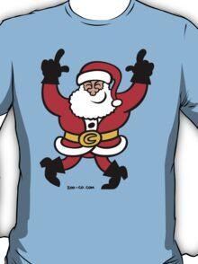 Dancing Santa Claus T-Shirt