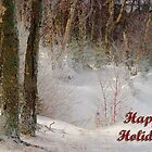 Holiday Card ~ Enchanted Woods by Karen Karl
