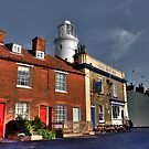 The Pub & the Lighthouse by Rob Hawkins