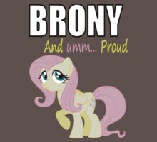 BRONY & PROUD - FS Kids Clothes