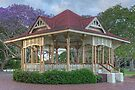 Rotunda  New Farm Park  Brisbane by William Bullimore