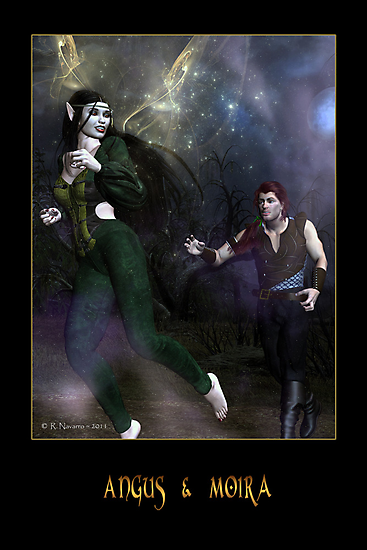 Angus & Moira by Rayvn Navarro