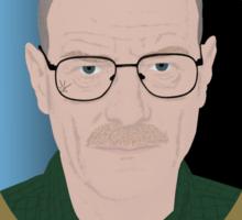 Breaking Bad - Mr.White (The Cook) Sticker