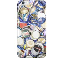 Beer Caps iPhone Case/Skin