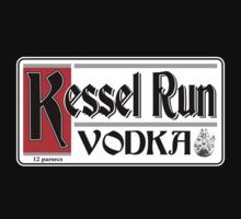 Kessel Run Vodka by ZugArt