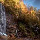 Eastatoe Falls, South Carolina by James Hoffman