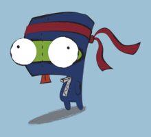 Ninja Gir by Amsums13