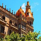 Scenes of Barcelona 2010 by clydeypops
