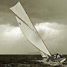 Sailing yacht by benjy