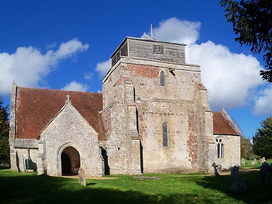 St George's Church, Damerham by hootonles