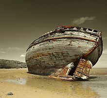 Shipwreck - Dullas Bay by cieniu1
