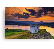 Saint Joan Letni chapel, Bulgaria Canvas Print