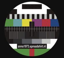 Test A Shirt by ©@mp@n@®io by AnnoNiem Anno1973