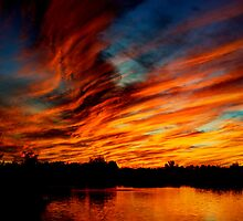 Arizona Sunsets  by Saija  Lehtonen